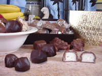 Milk/Dark Chocolate Assortment - per lb.